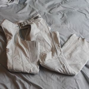 Harley Davidson leather chaps size small